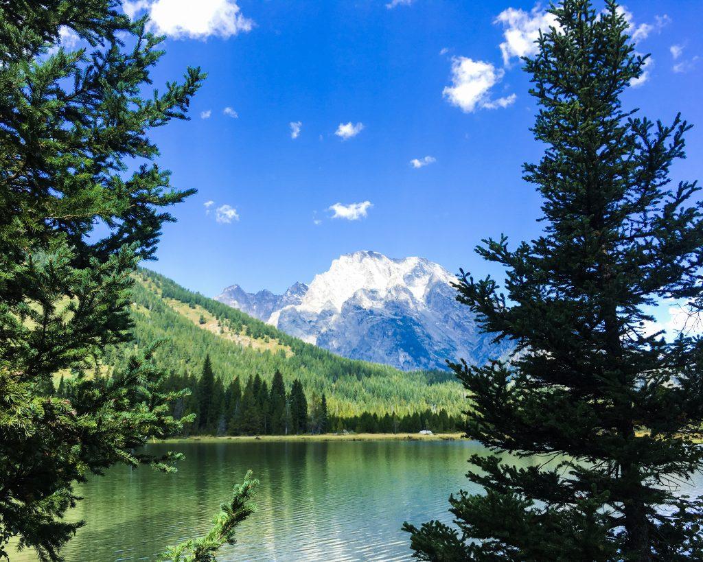 Hiking Grand Tetons String Lake