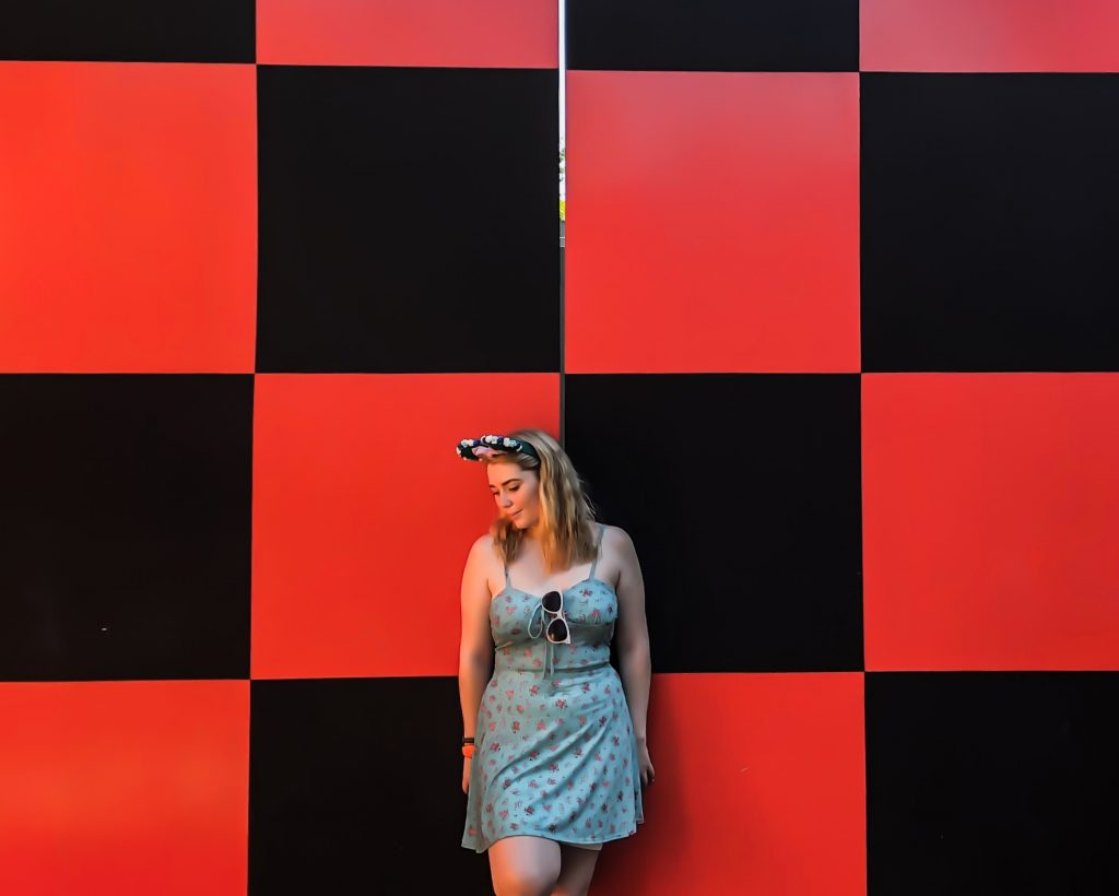 Disney Instagram Walls - The Checkerboard Wall - Toy Story Land - Hollywood Studios