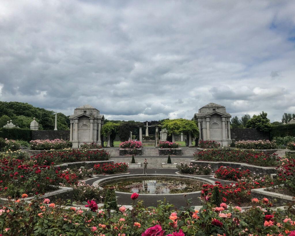 The War Memorial Gardens, Dublin, Ireland