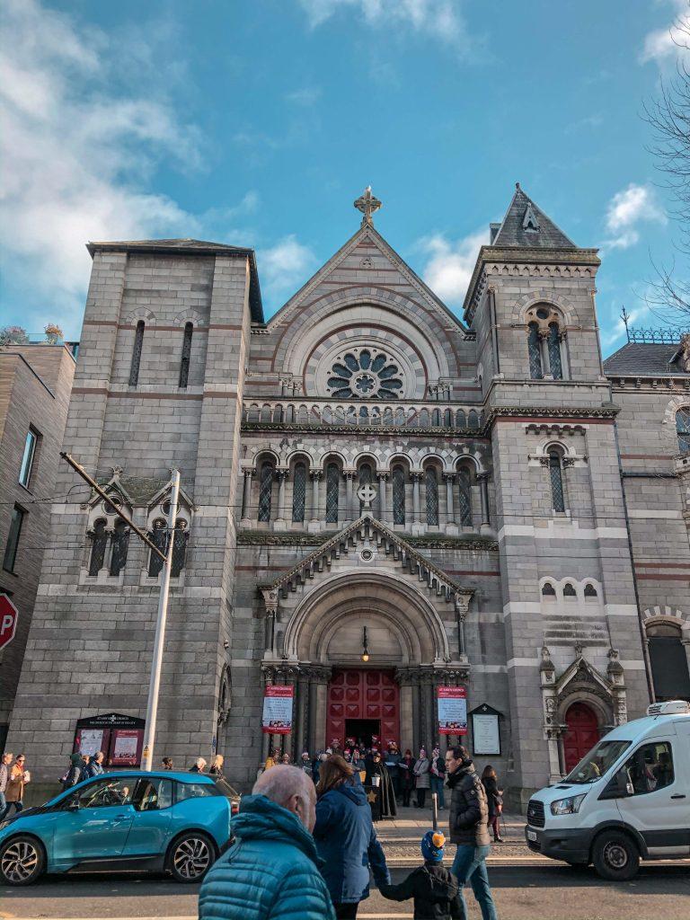 St. Ann's Church, Dublin, Ireland 2 Day in Dublin