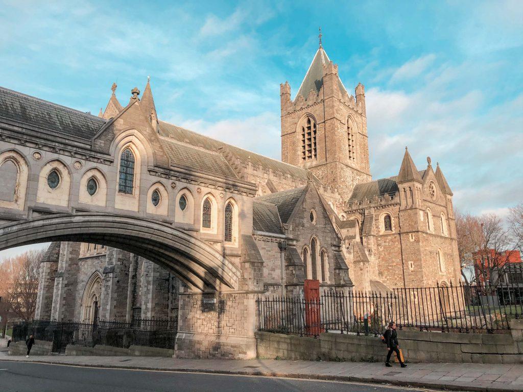 Christchurch Cathedral, Dublin, Ireland 2 Days in Dublin