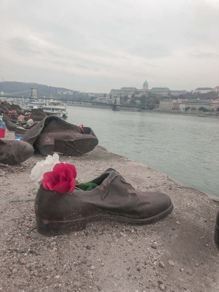 Shoes on the Danube, Budapest, Hungary