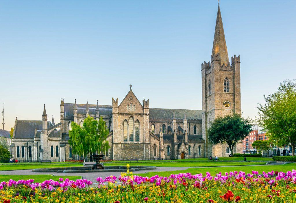 Saint Patricks Catedral, Dublin, Ireland