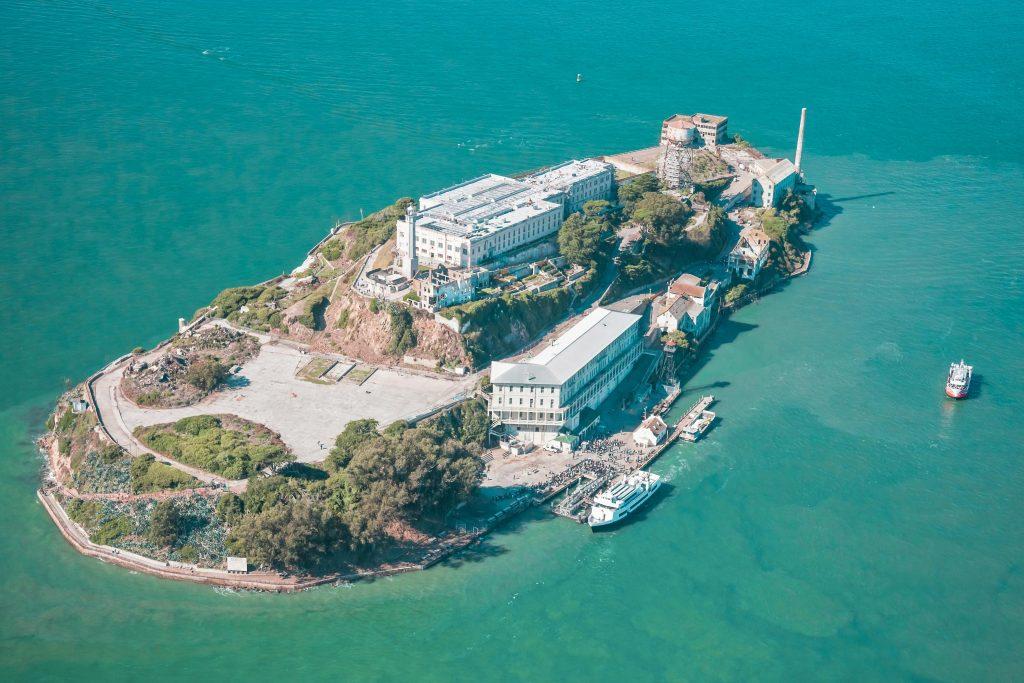 2 Days in San Francisco Alcatraz, San Francisco , California, USA