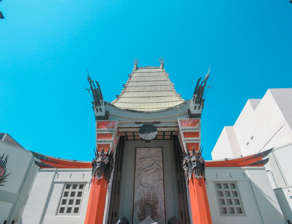 Chinese Theatre, Hollywood,California, United States