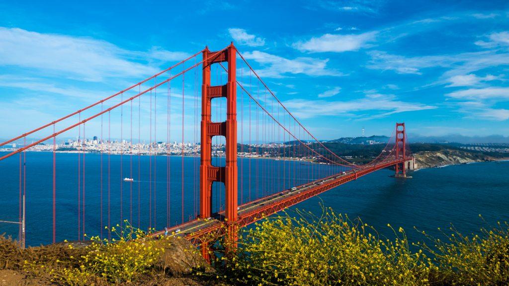 San Francisco Itinerary: The Golden Gate Bridge