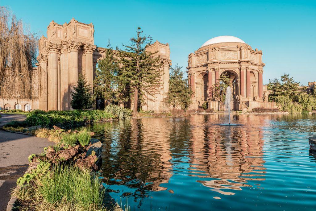 Palace of Fine Arts Theatre, San Francisco, USA