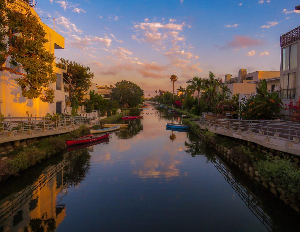 Venice Canals, California, United States