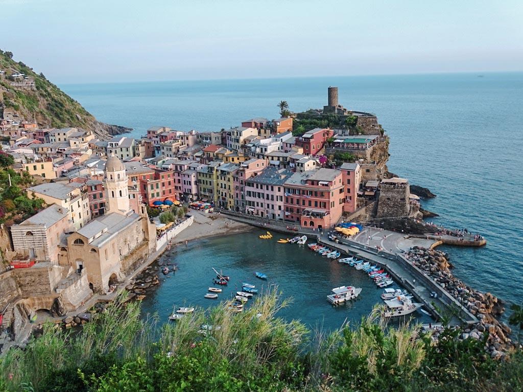 Cinq Terre, Italy