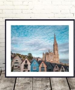 Cobh, Cork, Ireland Print
