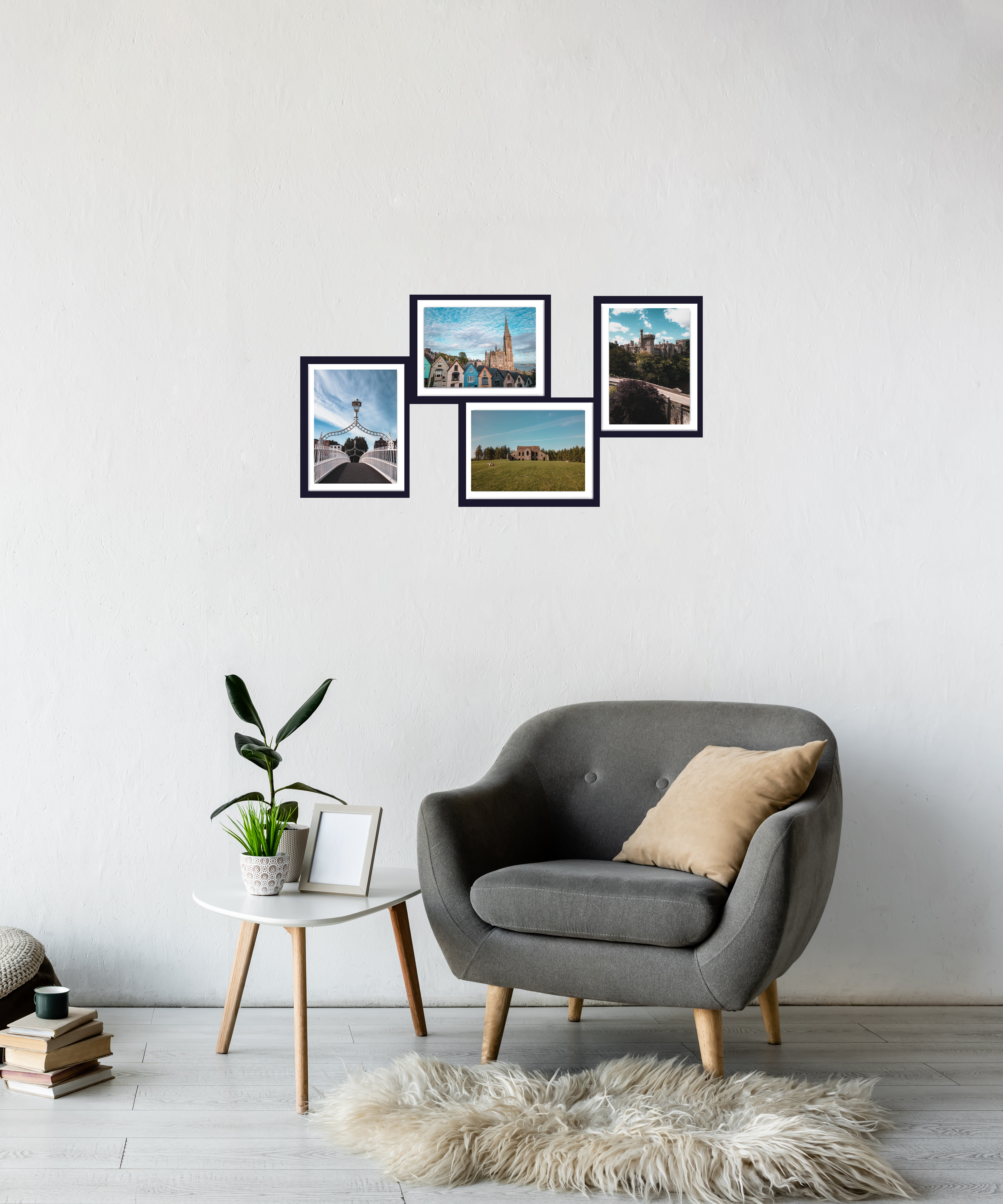 6x4 4 Group images display